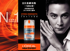 L'Oreal Men Expert Display
