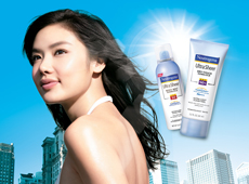 Neutrogena Suncare Program