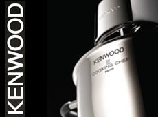Kenwood Product Range